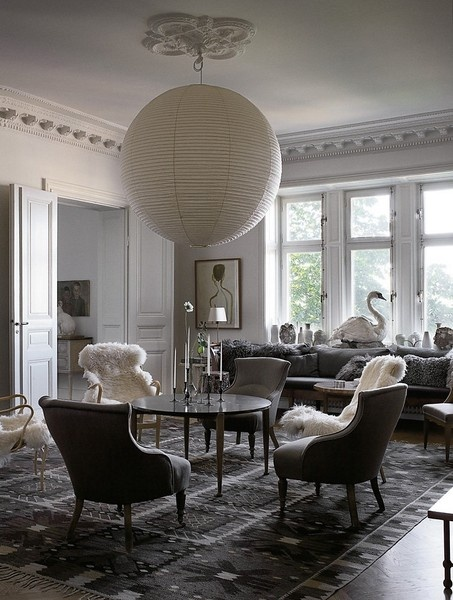 grey in interiors