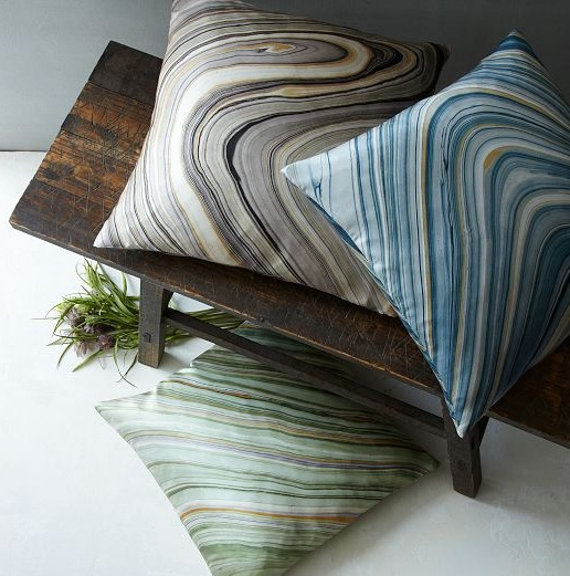marble pillows