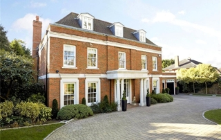 New interior design project for stunning contemporary family home in Epsom